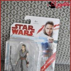 Figuras y Muñecos Star Wars: CI 58 STAR WARS THE LAST JEDI - REY JEDI TRAINING. Lote 127437427