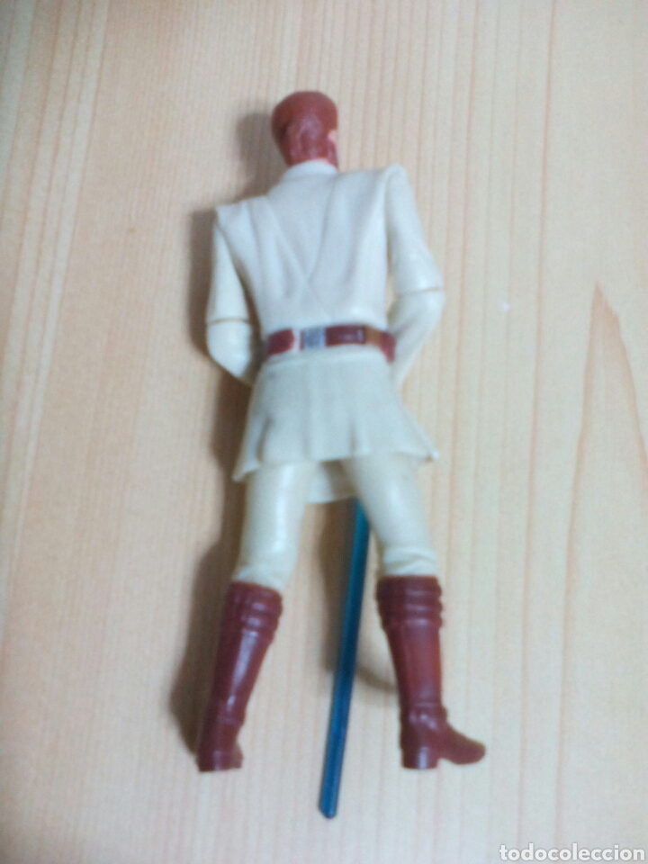 Figuras y Muñecos Star Wars: FIGURA STAR WARS OBI WAN KENOBI - Foto 2 - 127487748