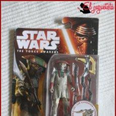 Figuras y Muñecos Star Wars: CI2 16 - STAR WARS HASBRO DISNEY THE FORCE AWAKENS - CONSTABLE ZUVIO B3968. Lote 128019859