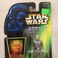 Figuras y Muñecos Star Wars - Figura Grand Moff Tarkin - Star Wars Power of the Force - Kenner - 163418958