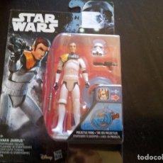 Figuras y Muñecos Star Wars: STAR WARS - KANAN JARRUS. Lote 128266455