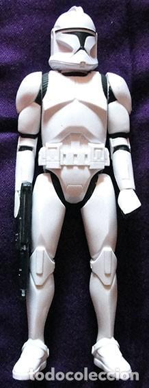 STAR WARS STORMTROOPER ORIGINAL HASBRO 2012 LFL - 29 CM - (Juguetes - Figuras de Acción - Star Wars)