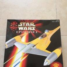 Figuras y Muñecos Star Wars: STAR WARS - NABOO FIGHTER - HASBRO EPISODIO 1. Lote 128545499