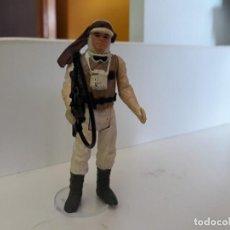 Figuras y Muñecos Star Wars: LUKE SKYWALKER HOTH VINTAGE ARMA REPRO. Lote 128599551