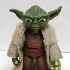 Figuras y Muñecos Star Wars: STAR WARS - CLONE WARS - FIGURA YODA - HASBRO 2009. Lote 128659063