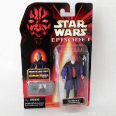 Figuras e Bonecos Star Wars: STAR WARS EPISODIO I: SIO BIBBLE (1999) - HASBRO - SIN ABRIR, A ESTRENAR. Lote 129450019