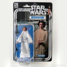 Figuras y Muñecos Star Wars: STAR WARS BLACK SERIES 40 ANIVERSARIO, 15 CM: PRINCESA LEIA, NUEVO SIN ABRIR, HASBRO KENNER. Lote 129452659