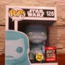 Figuras y Muñecos Star Wars: STAR WARS - FUNKO - QUI GON JINN - 128 - POP - GALACTIC CONVENTION 2017 - NUEVO - EXCLUSIVO. Lote 129538131