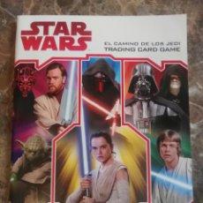 Figuras y Muñecos Star Wars: ALBUM PLANCHA VACIO STAR WARS. Lote 129994551