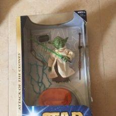 """Figuras y Muñecos Star Wars: FIGURA YODA - 12"""" INCH STAR WARS - FIGURA DE GRAN TAMAÑO - HASBRO. Lote 130094198"""