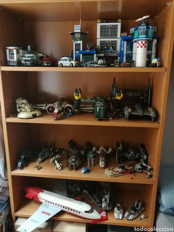 Figuras y Muñecos Star Wars: Lote surtido lego Stars wars, Monsters, Ninjago + Figuras + Manuales - Foto 2 - 130202770