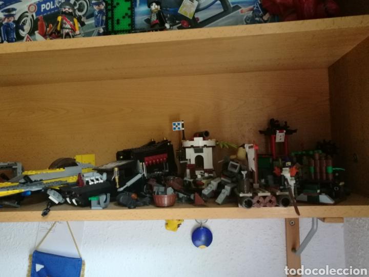 Figuras y Muñecos Star Wars: Lote surtido lego Stars wars, Monsters, Ninjago + Figuras + Manuales - Foto 3 - 130202770