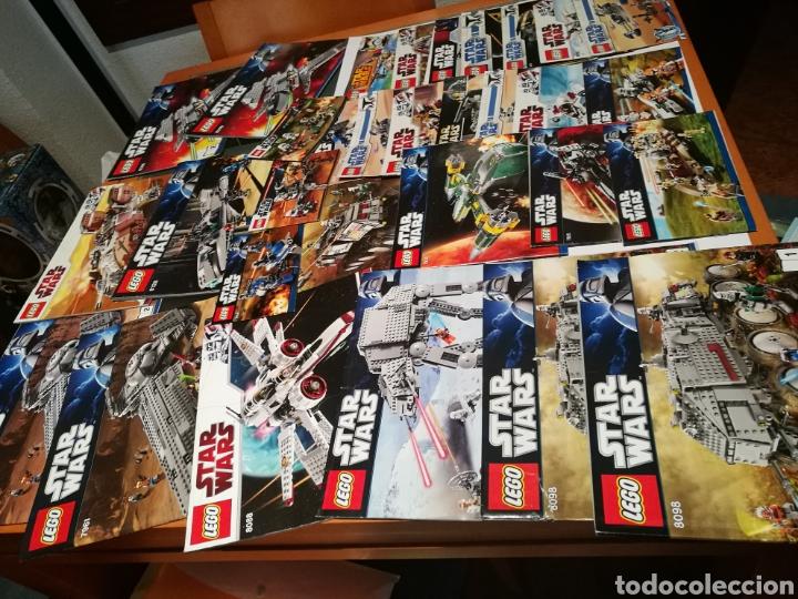Figuras y Muñecos Star Wars: Lote surtido lego Stars wars, Monsters, Ninjago + Figuras + Manuales - Foto 7 - 130202770