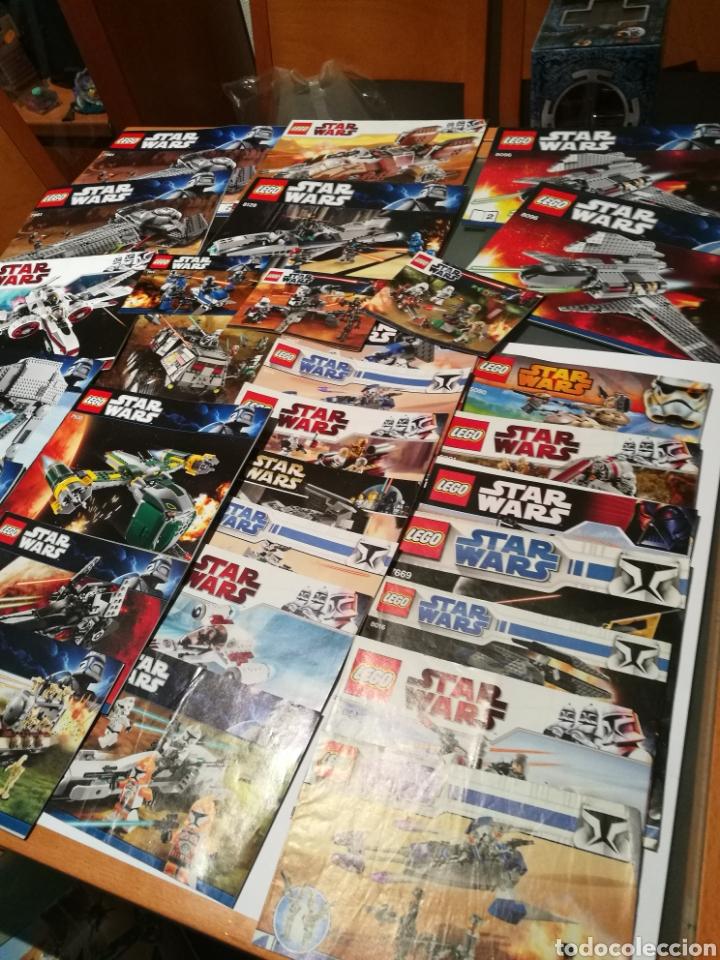 Figuras y Muñecos Star Wars: Lote surtido lego Stars wars, Monsters, Ninjago + Figuras + Manuales - Foto 8 - 130202770
