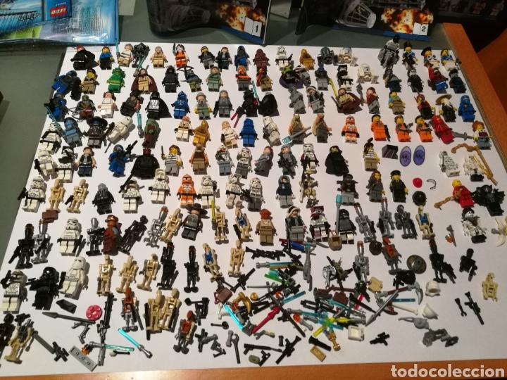 Figuras y Muñecos Star Wars: Lote surtido lego Stars wars, Monsters, Ninjago + Figuras + Manuales - Foto 10 - 130202770