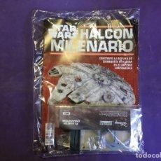 Figuras y Muñecos Star Wars: STAR WARS HALCON MILENARIO FASCICULO Nº 12 DE PLANETA AGOSTINI. Lote 130622950