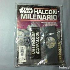 Figuras y Muñecos Star Wars: STAR WARS HALCON MILENARIO FASCICULO Nº 14 DE PLANETA AGOSTINI. Lote 130623094