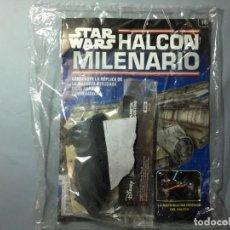 Figuras y Muñecos Star Wars: STAR WARS HALCON MILENARIO FASCICULO Nº 16 DE PLANETA AGOSTINI. Lote 130623170