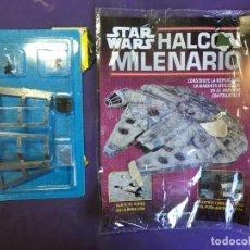 Figuras y Muñecos Star Wars: STAR WARS HALCON MILENARIO FASCICULO Nº 4 DE PLANETA AGOSTINI. Lote 130624498