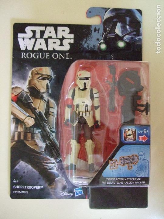 FIGURA SHORETROOPER SOLDADO IMPERIAL SCARIF- STAR WARS ROGUE ONE - DISNEY HASBRO (Juguetes - Figuras de Acción - Star Wars)