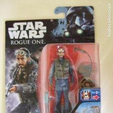Figuras y Muñecos Star Wars: FIGURA BODHI ROOK - STAR WARS ROGUE ONE - DISNEY HASBRO LA GUERRA DE LAS GALAXIAS. Lote 138779822