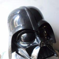 Figuras y Muñecos Star Wars: STAR WARS DARTH VADER CASCO DE DOS PIEZAS RUBIES 1998. Lote 130810204