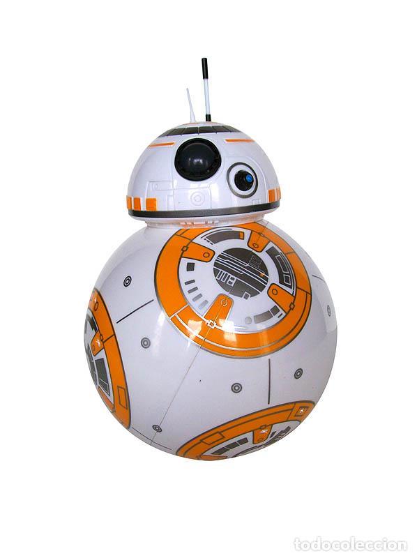 STAR WARS - DROIDE BB-8 RADIOCONTROL (Juguetes - Figuras de Acción - Star Wars)