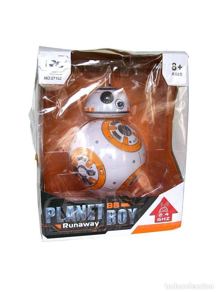 Figuras y Muñecos Star Wars: STAR WARS - DROIDE BB-8 RADIOCONTROL - Foto 2 - 130909056