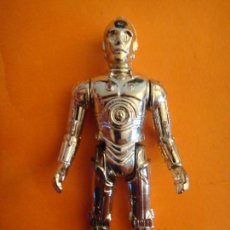 Figuras y Muñecos Star Wars: FIGURA STAR WARS C3PO REMOVABLE LIMBS GMFGI HONG KONG VINTAGE KENNER . . Lote 131004336