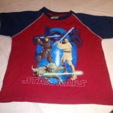 Figuras y Muñecos Star Wars: CAMISETA VINTAGE - STAR WARS - PARA NIÑO. Lote 131068708