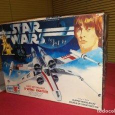 Figuras y Muñecos Star Wars: STAR WARS - LUKE SKY WALKER - X-WING FIGHTER - AÑO 1977 - CLIPPER - AMSTERDAM. Lote 131071736