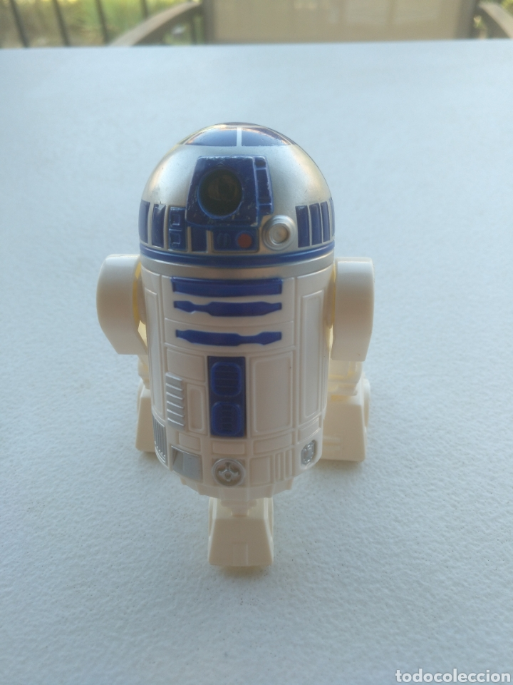 STAR WARS R2D2 (Juguetes - Figuras de Acción - Star Wars)