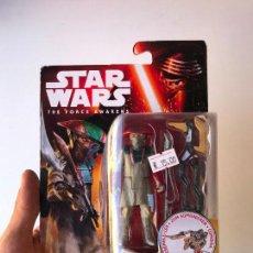 Figuras y Muñecos Star Wars: CONSTABLE ZUVIO - EL DESPERTAR DE LA FUERZA - STAR WARS - NUEVO. Lote 131387646