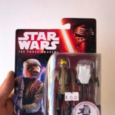 Figuras y Muñecos Star Wars: RESISTANCE TROOPER - STAR WARS THE FORCE AWAKENS - NUEVA SIN USO. Lote 131388074