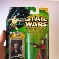 Figuras y Muñecos Star Wars: SABE - STAR WARS POWER OF THE JEDI - NUEVA SIN USO. Lote 131388318