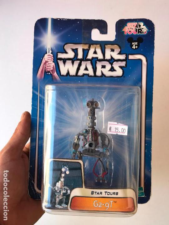 G2 9T STAR TOURS - STAR WARS ATAQUE DE LOS CLONES- NUEVO SIN USO (Juguetes - Figuras de Acción - Star Wars)