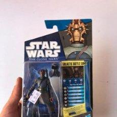 Figuras y Muñecos Star Wars: NIKTO GUARD - FIGURA STAR WARS THE CLONE WARS- NUEVA. Lote 131440234