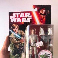 Figuras y Muñecos Star Wars: LUKE SKYWALKER - FIGURA STAR WARS EL DESPERTAR DE LA FUERZA - NUEVA. Lote 131443182