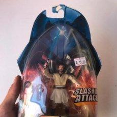 Figuras y Muñecos Star Wars: OBI-WAN KENOBI - FIGURA STAR WARS REVENGE OF THE SITH - NUEVA. Lote 131443638
