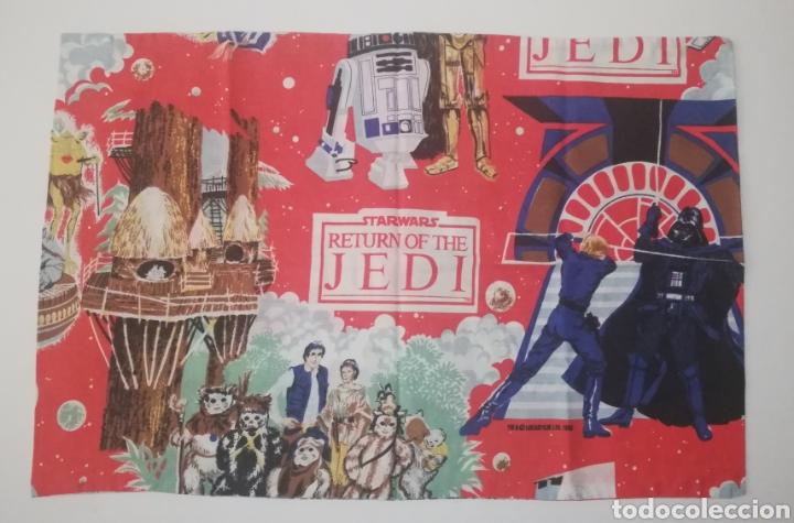 Figuras y Muñecos Star Wars: Star Wars Juego Set de 3 Cubre Almohada Para Cama o Cogines Una Por Cada Pelicula Edicion Americana - Foto 4 - 131703435