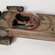 Figuras y Muñecos Star Wars: STAR WARS FIGURAS DE PLOMO, PLANETA DEAGOSTINI: LANDSPEEDER. Lote 131960882