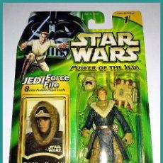 Figuren von Star Wars - STAR WARS # OBI-WAN KENOBI # POWER OF THE JEDI - NUEVO EN SU BLISTER ORIGINAL DE HASBRO. - 132032434