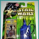 Figuras y Muñecos Star Wars: STAR WARS # CORUSCANT GUARD # POWER OF THE JEDI - NUEVO EN SU BLISTER ORIGINAL DE HASBRO.. Lote 132034366