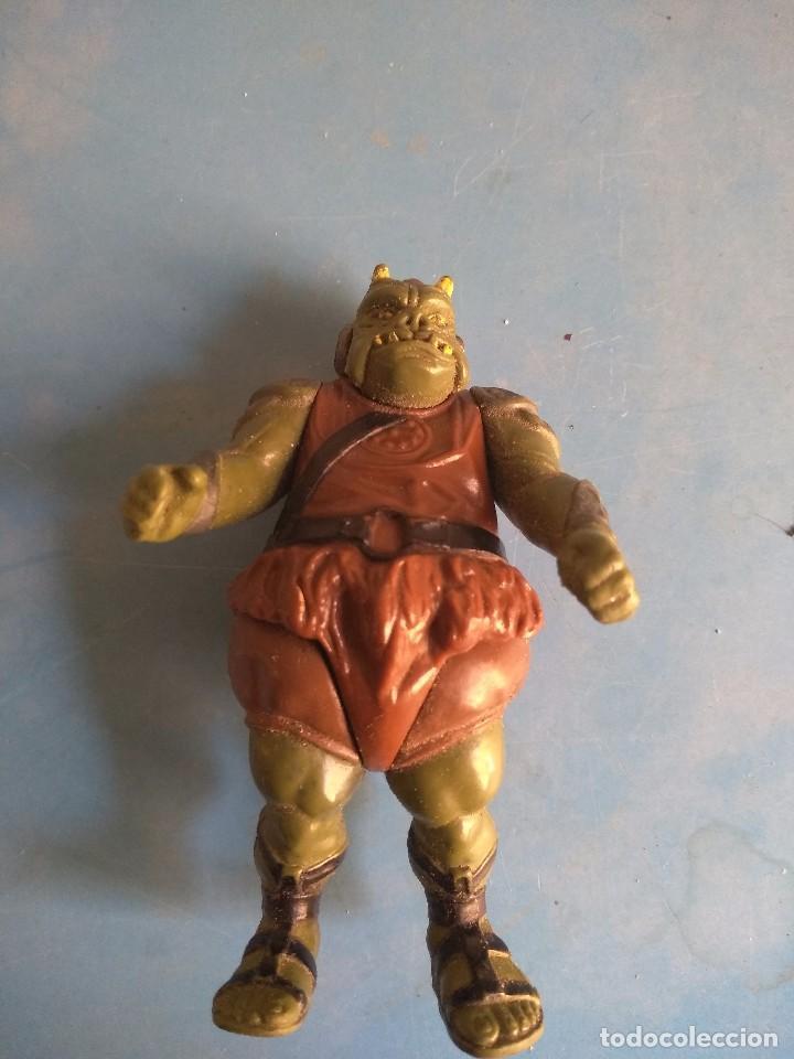 Figuras y Muñecos Star Wars: Star Wars, guardia Gamorreano LFL año 1983 - Foto 2 - 132282274