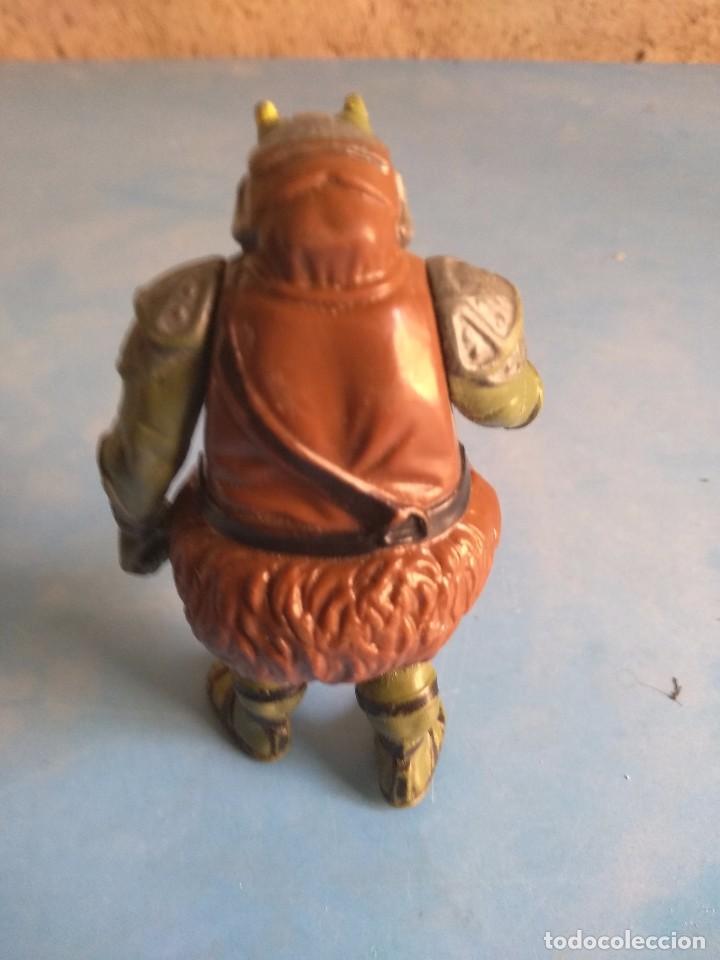 Figuras y Muñecos Star Wars: Star Wars, guardia Gamorreano LFL año 1983 - Foto 3 - 132282274
