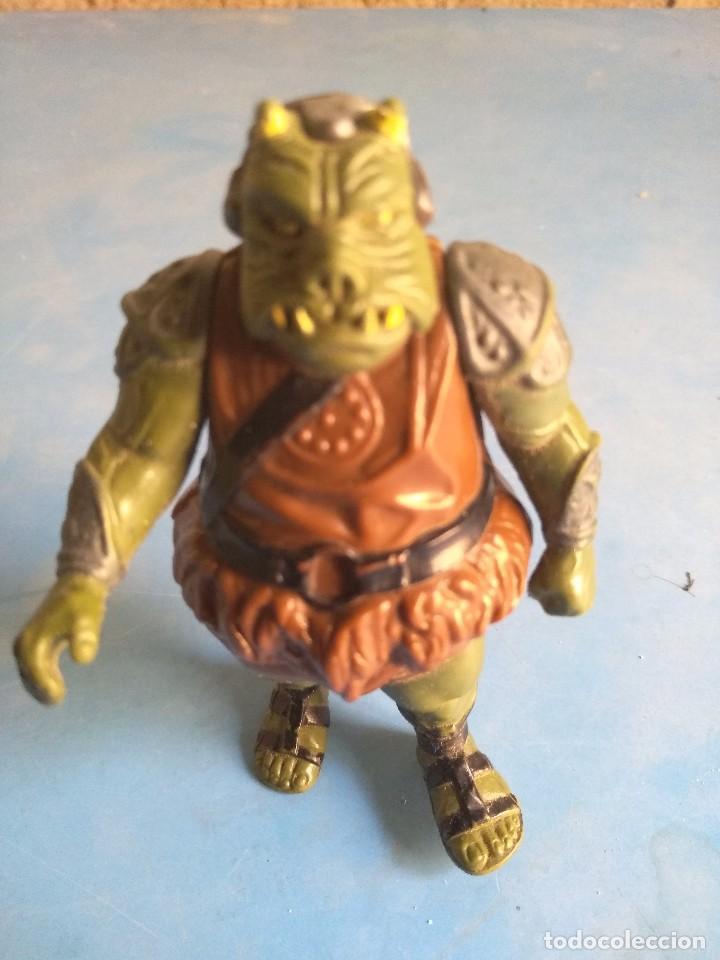 Figuras y Muñecos Star Wars: Star Wars, guardia Gamorreano LFL año 1983 - Foto 6 - 132282274
