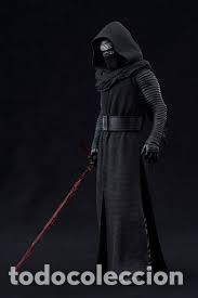 Figuras y Muñecos Star Wars: Star Wars Estatua Kylo Ren Artfx Kotobukiya 1/10 A estrenar - Foto 5 - 132331809
