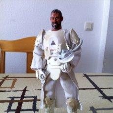Figuras y Muñecos Star Wars: STAR WARS. OFICIAL DE VEHÍCULOS CABALLERIA ACORAZADA HOTH. FIGURA ESCALA 1/6 CUSTOMIZADA. ARTICULADA. Lote 50074079