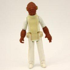 Figuras y Muñecos Star Wars: FIGURA ALMIRANTE ACKBAR - STAR WARS - MARCADA LFL 1982 TAIWAN - GUERRA DE LAS GALAXIAS. Lote 132909590