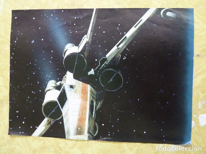 Figuras y Muñecos Star Wars: LOTE DE LA COLECCION STAR WARS NAVES Y VEHICULOS DE PLANETA DEAGOSTINI - Foto 15 - 133014878
